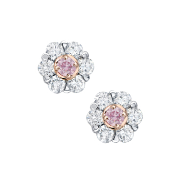 KIMBERLEY PEONY PETITE EARRINGS