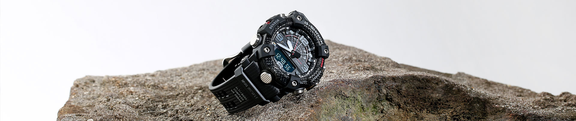 G-Shock Collection | Band Style: Rubber Strap
